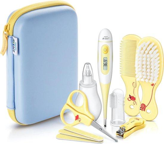 Philips Avent SCH400/00 - Babybyverzorgingsset - 8-delige set