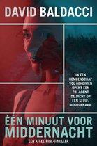 Boek cover Atlee Pine 2 - Eén minuut voor middernacht van David Baldacci (Paperback)
