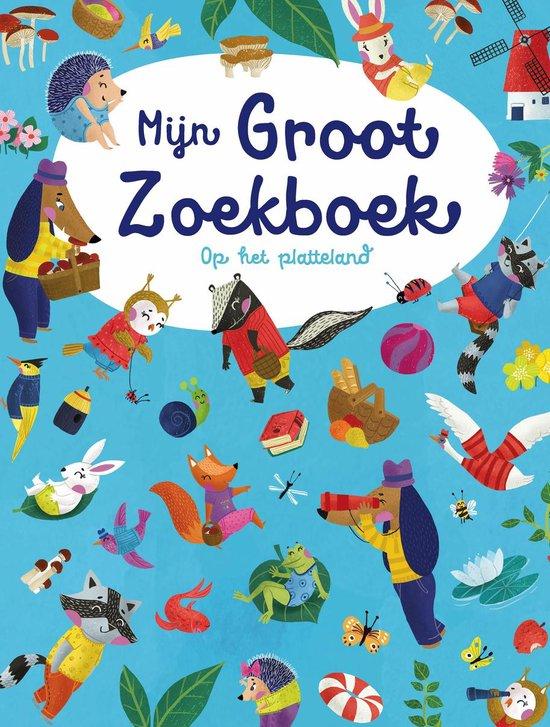 Mijn groot zoekboek op het platteland - Veldboeket Lektuur |