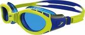 Speedo Junior Futura Biofuse Flexiseal Goggle Zwembril Unisex - Blue - Maat One Size