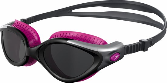 Speedo Female Futura Biofuse Flex Goggle Zwembril Dames - Pink - Maat One Size