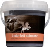 B & E Ledervet 250 ml Zwart