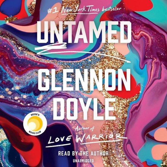 Boek cover Untamed van Glennon Doyle (Onbekend)