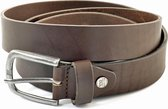 XXL Belts Herenriem XXL 2046 - Bruin - 175 cm