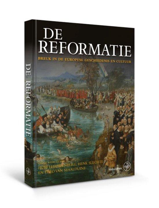 Boek cover De reformatie van Wim Blockmans (Hardcover)
