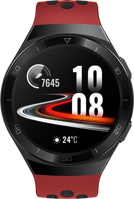 Huawei Watch GT 2e Sport - Sporthorloge - 46 mm - Rood