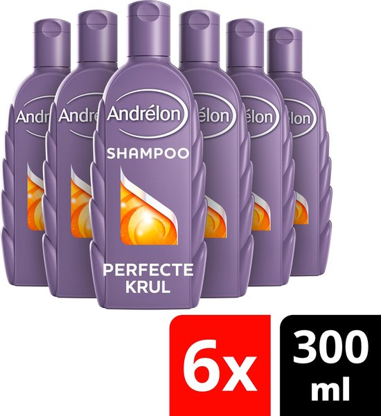 Andrélon Classic Perfecte Krul Shampoo