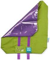 Onya Sandwich Wrap met klittenband - Green/Purple