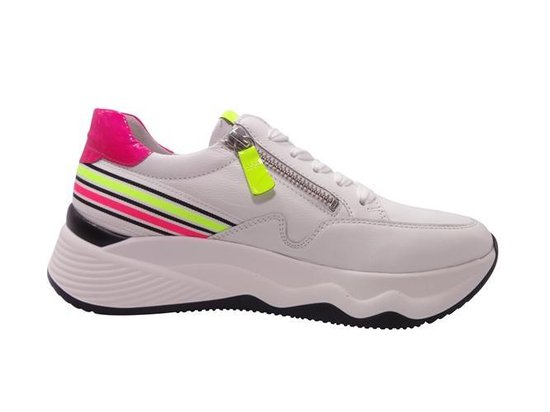 Witte Sneakers Gabor Best Fitting Dames 38 FmR4wO