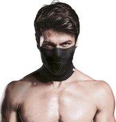 NAROO N1 - Masker - Sport Buiten - Gezichtsbescherming - Verkoelend - Zwart