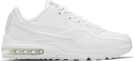 Nike Air Max LTD 3 Heren Sneakers - White/White-White - Maat 48.5
