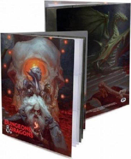 Afbeelding van het spel D&D 5th ed. Character Folio - Mad Mage