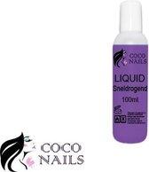 Acryl vloeistof (Liquid) Sneldrogend paars PRO 100 ml