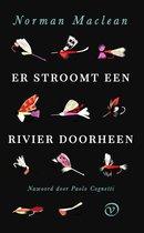 Boekomslag van 'Er stroomt een rivier doorheen'