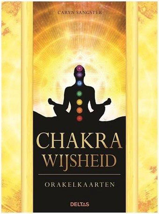 Chakra Wijsheid Boek En Orakelkaarten - 1Set
