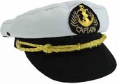 Kapitein verkleed pet voor kinderen - Maritiem/Scheepvaart thema - Verkleed accessoire voor carnaval/themafeest 52