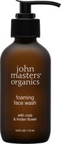 John Masters Organics Foaming Face Wash
