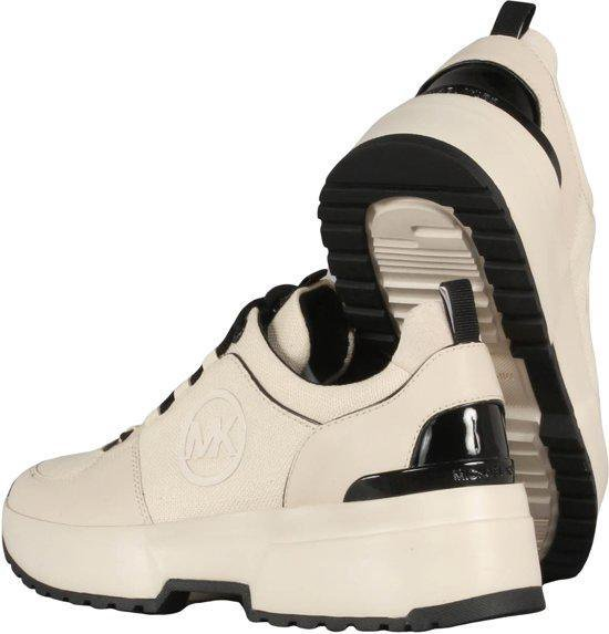 Michael Kors Cosmo Trainer Dames Sneaker - Ecru Maat 38 xUTSnu