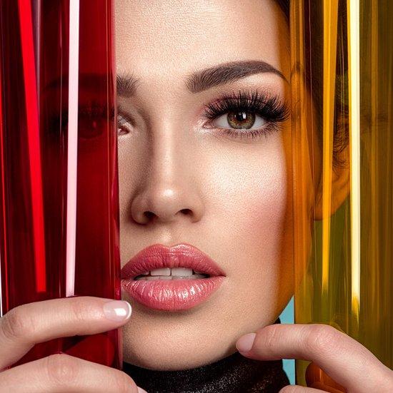Too Glam - Premium 3D faux Mink nepwimpers in #TOOGLAM - voor Kardashian waardige wimpers | Diervriendelijk | Vegan | Natuurlijke zachte nepwimpers |wimperextensions