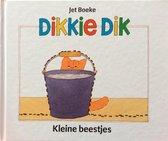Boek cover Dikkie Dik - Kleine beestjes van Jet Boeke (Hardcover)
