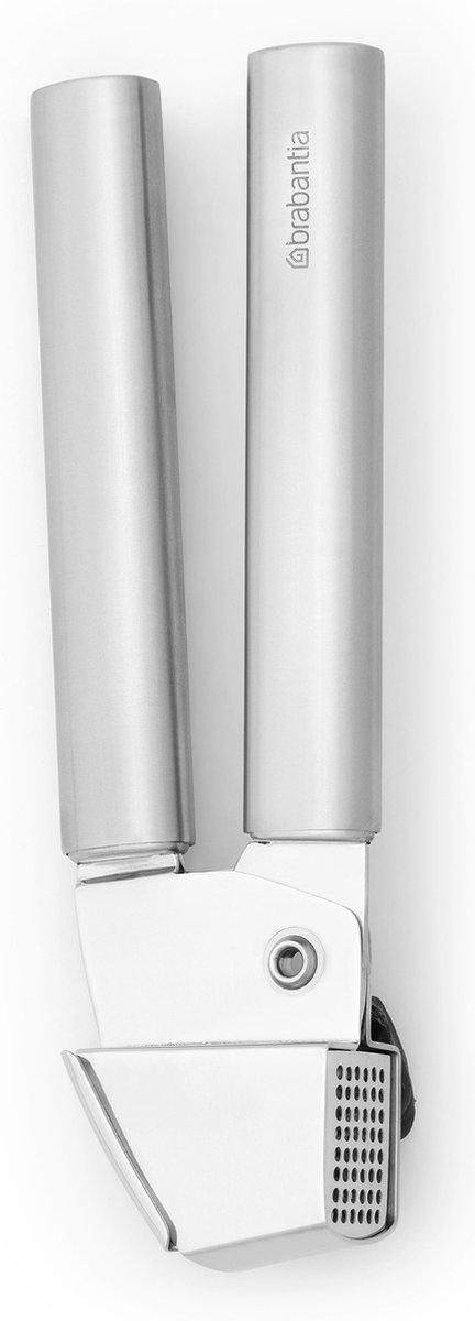 Brabantia Profile Knoflookpers - Matt Steel - RVS