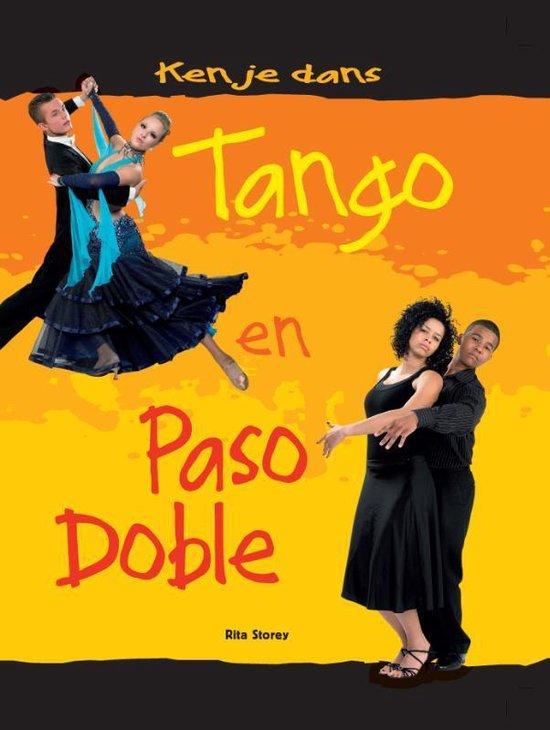 Ken je dans - Tango en paso doble - Rita Storey  