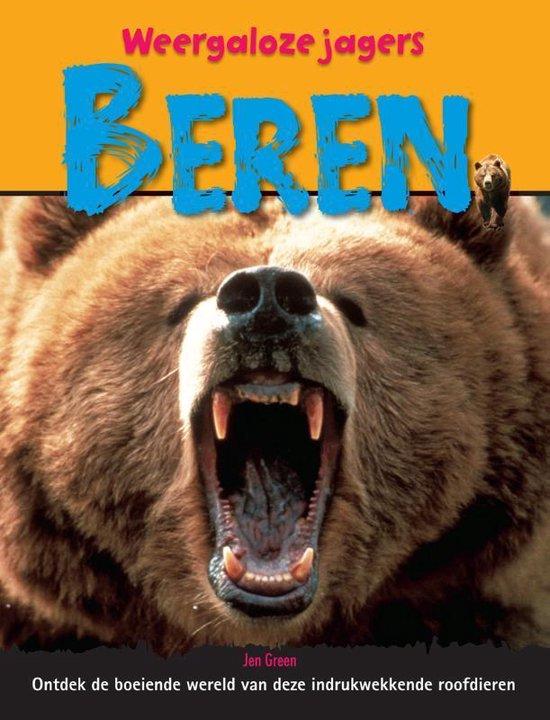 Weergaloze Jagers - Beren - Jen Green   Readingchampions.org.uk