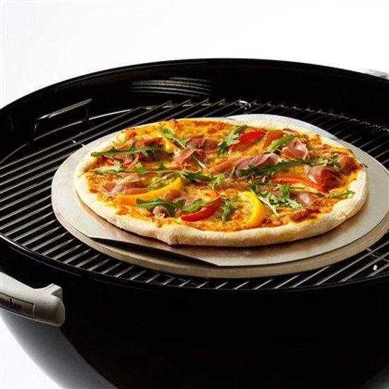 Afbeelding van MaxxGarden BBQ pizzasteen - barbecue steen 600 graden - ⌀33