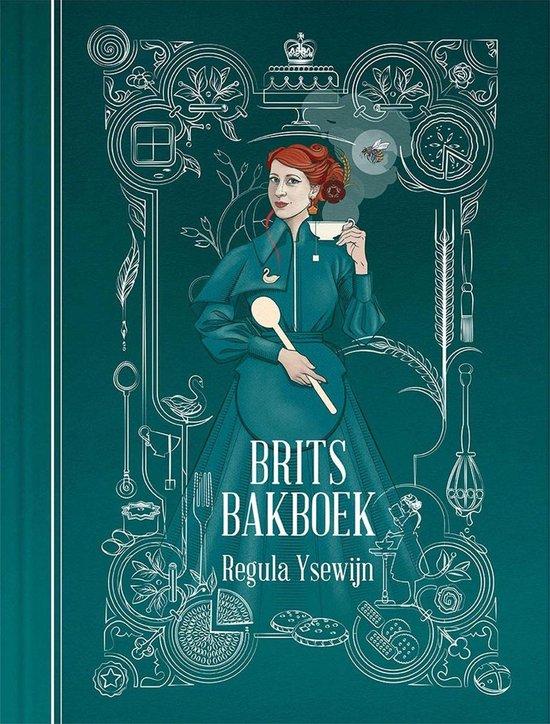 Brits bakboek - Regula Ysewijn |