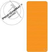eSam® - TS Fitnessmat - ProfiGymMat Home 180 cm lang x 60 breed x 1.5 CM dik - Oranje