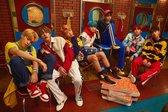 BTS Bangtan Boys Zuid-Korea Rappers RM, Suga en J-hope Zangers  Jin, Jimin, V en Jungkook Poster 61x91.5cm.