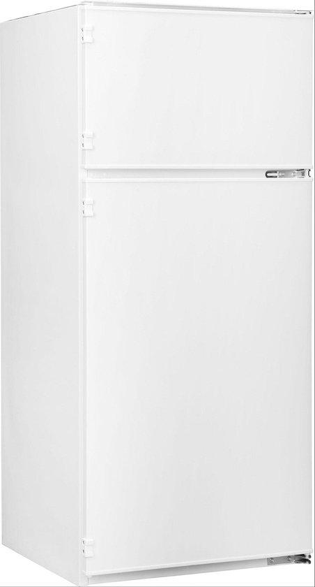 Koelkast: Amica EDTS 372 900 koel-vriescombinatie Vrijstaand 169 l E Wit, van het merk Amica