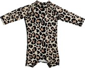 Beach & Bandits - UV-zwempak voor baby's - Leopard Shark - Zwart/Multi - maat 68-74cm