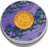 Yeh Tea - GINGER – tin 45g – Biologische gember kruidenthee