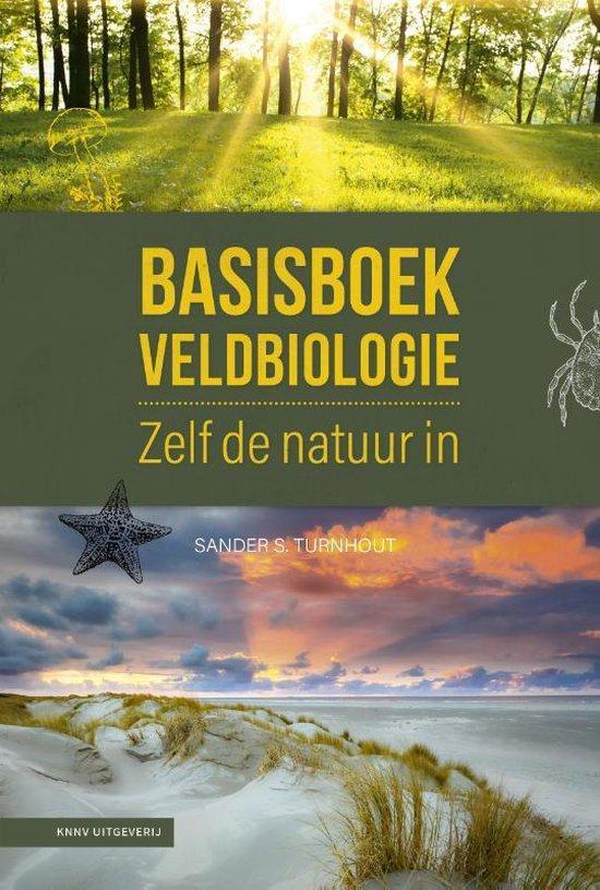 Boek cover Basisboek Veldbiologie van Sander Turnhout (Paperback)