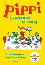Pippi Langkous  -   Pippi Langkous is jarig
