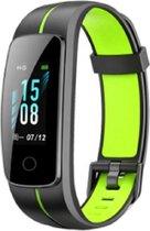 West Watch - Model Wave - Activity Tracker - Tieners/Kinderen - Zwart/Groen