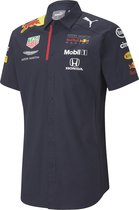 PUMA Red Bull Polo Heren - Night Sky - Maat L