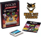 Evercade Mega Cat Studios - Cartridge 1