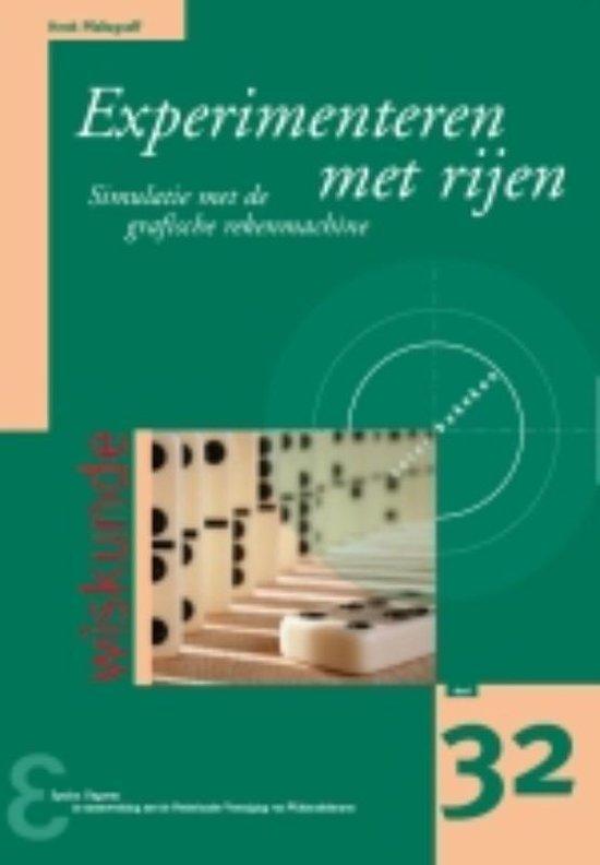 Experimenteren met rijen - Henk Pfaltzgraff |