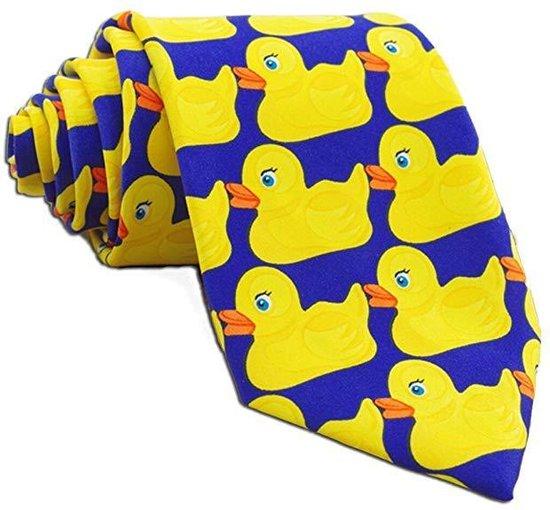 Ducky Tie - Eend Stropdas - Barney Stinson Tie - HIMYM - Barney