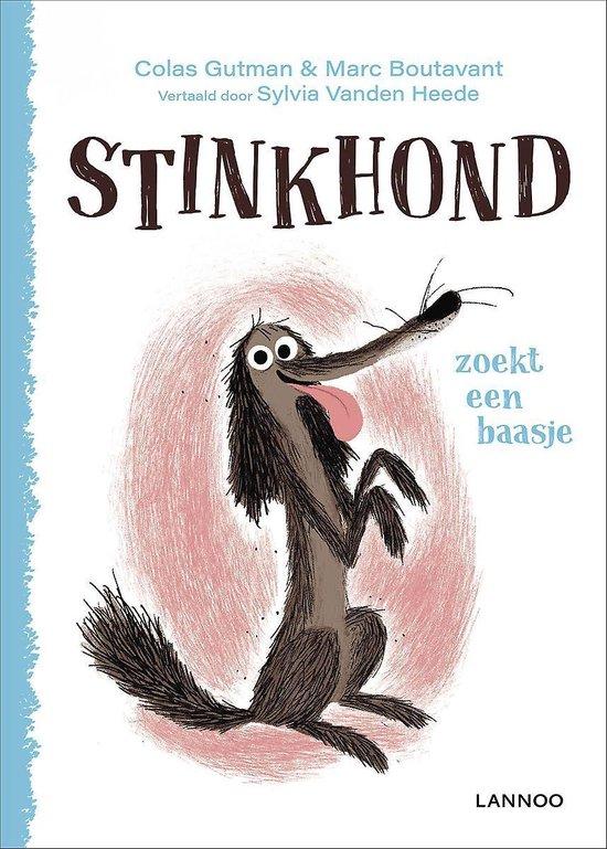 Vos en Haas - Stinkhond zoekt een baasje - Colas Gutman  