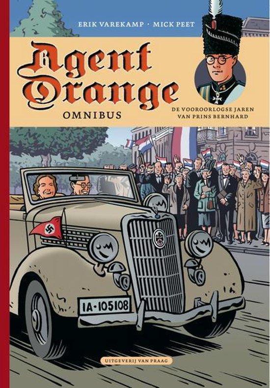 Agent orange bundel 01. agent orange omnibus (deel 1+2) - Erik Varekamp |