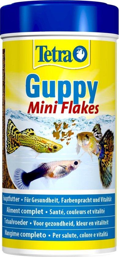 Tetra Guppy Vlokken - Visvoer - 250 ml