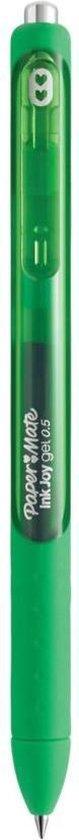 INKJOY - Groene Gelpennen M 12-pack