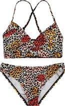 Tumble 'n dry Meisjes Bikini Salma - White - Maat 128