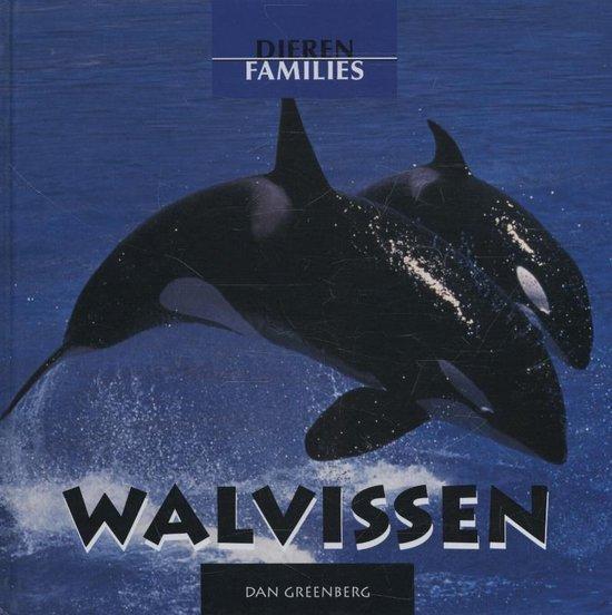 Dierenfamilies - Walvissen - Dan Greenberg |