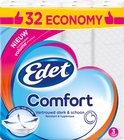 Edet Comfort - 3-laags toiletpapier - 32 rollen