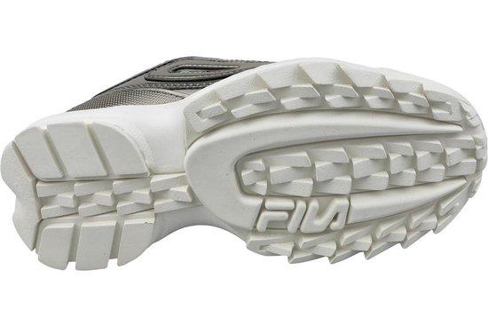 Fila Disruptor M Wmn 1010441 04X, Vrouwen, Zilver, Sneakers maat: 40 EU