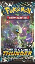 Pokémon POK TCG Sun & Moon Lost Thunder booster BO - EN 10 kaarten